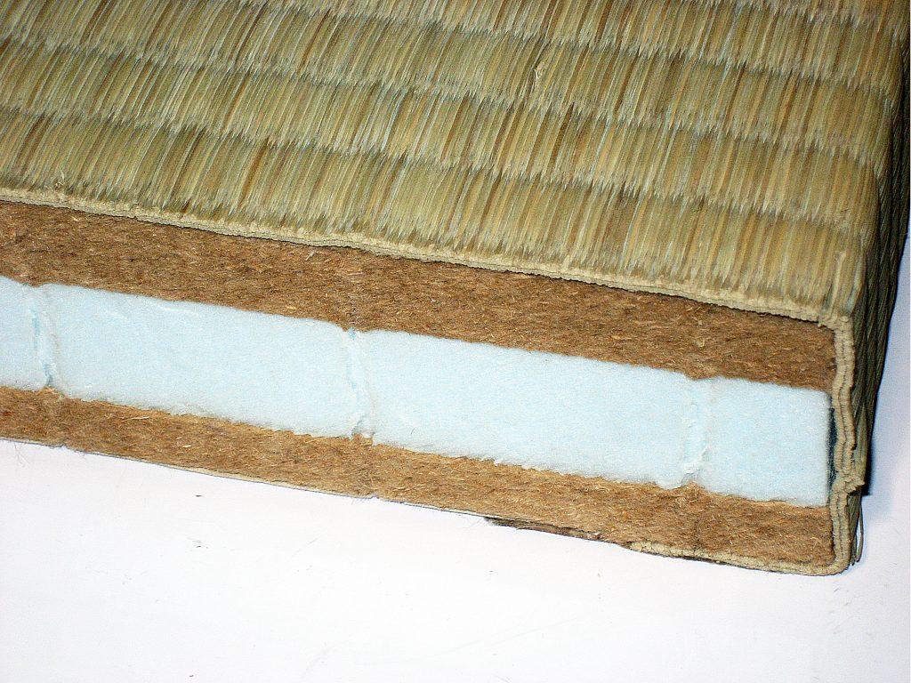 畳の断面図 建材床3型タイプ