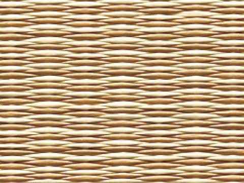 清流カクテルフィット 13 亜麻色×白茶色
