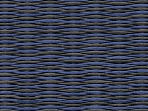 清流カクテルフィット 24 栗色×藍色
